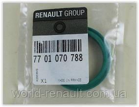 Renault (Original) 7701070788- Уплотнительные кольцо патрубка интеркулера на Рено Меган 3