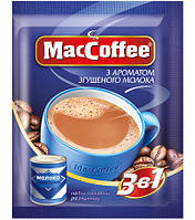 """Кофе """"Мак-3"""" Сгущенное молоко (1 * 20/25) / Кофе Маккофе 3 в 1 Сгущенное молоко"""