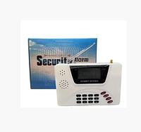 Сигнализация для дома GSM DOUBLE NET G 360, 6 беспроводных зон охраны, 4 проводных зон охраны, интеллектуальна