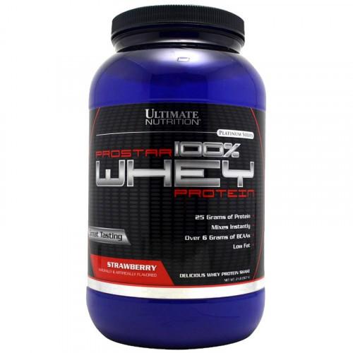 Prostar 100% Whey Protein 907 грамм, Шоколад