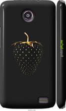 """Чехол на Lenovo A820 Черная клубника """"3585c-68-2448"""""""