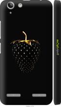 "Чохол на Lenovo K5 Plus Чорна полуниця ""3585c-278-2448"""