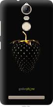 "Чехол на Lenovo Vibe K5 Note Pro Черная клубника ""3585u-394-2448"""