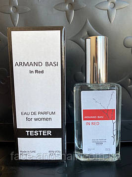 Armand Basi In Red - BW Tester 60ml