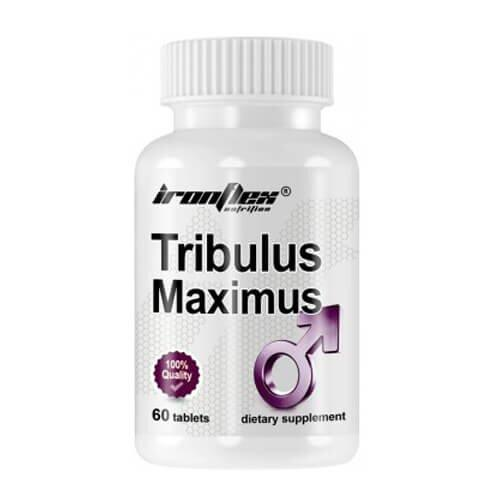 Трибулус, IronFlex Tribulus Maximus 90% 60 таб