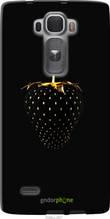 """Чехол на LG G Flex2 Черная клубника """"3585u-287-2448"""""""