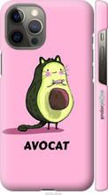 """Чехол на Apple iPhone 12 Pro Max Avocat """"4270c-2054-2448"""""""