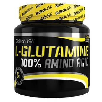 Biotech 100% L-Glutamine 240 грамм