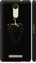 "Чехол на Xiaomi Redmi Note 3 pro Черная клубника ""3585c-335-2448"""