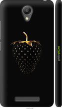 "Чохол на Xiaomi Redmi Note 2 Чорна полуниця ""3585c-96-2448"""
