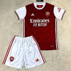 Детская футбольная форма Арсенал сезон 20-21