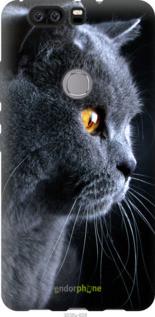 "Чехол на Huawei Honor V8 Красивый кот ""3038u-608-2448"""