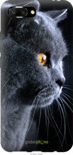 "Чехол на Huawei Honor 10 Красивый кот ""3038u-1496-2448"""