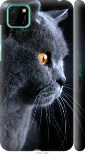 """Чехол на Huawei Y5p Красивый кот """"3038c-1936-2448"""""""