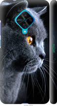 """Чехол на Vivo V17 Красивый кот """"3038c-1819-2448"""""""