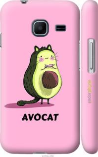 "Чехол на Samsung Galaxy J1 Mini J105H Avocat ""4270c-258-2448"""