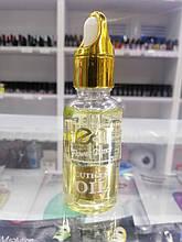 Цветочное масло для кутикулы Heart персик