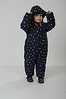 Дитячий зимовий комбінезон, фото 1