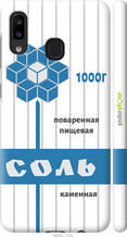 "Чехол на Samsung Galaxy A20e A202F Соль ""4855c-1709-2448"""