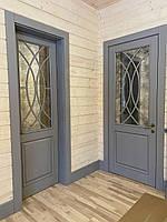 Межкомнатные двери и плинтуса деревянные