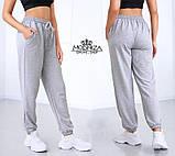 """Спортивные женские штаны на резинке """"Matrix"""", фото 7"""