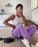 """Спортивные женские штаны на резинке """"Matrix"""", фото 5"""