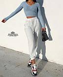 """Спортивные женские штаны на резинке """"Matrix"""", фото 10"""