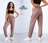 """Спортивные женские штаны на резинке """"Matrix"""", фото 9"""