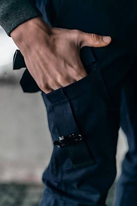 """Мужские штаны синии Intruder """"Fast Traveller"""", фото 3"""