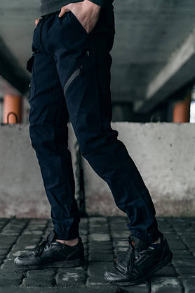 """Мужские штаны синии Intruder """"Fast Traveller"""", фото 2"""