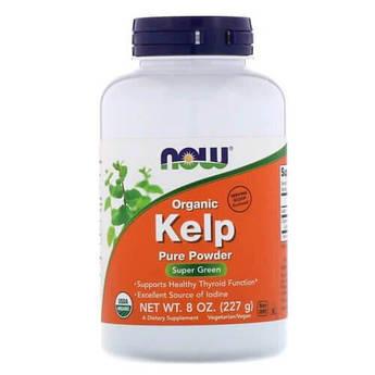 Йод, Now Foods Kelp Pure Powder 227 грамм