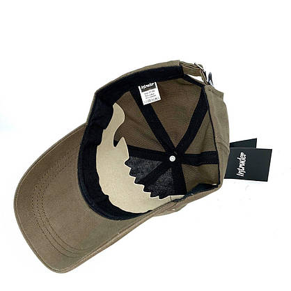 Кепка Intruder мужская | женская хаки брендовая + Фирменный подарок, фото 2