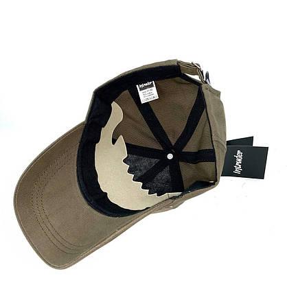 Кепка Intruder чоловіча | жіноча хакі брендовий + Фірмовий подарунок, фото 2