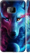"Чехол на HTC One M9 Арт-волк ""3999c-129-2448"""