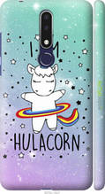 "Чохол Nokia 3.1 Plus i'm hulacorn ""3976c-1607-2448"""