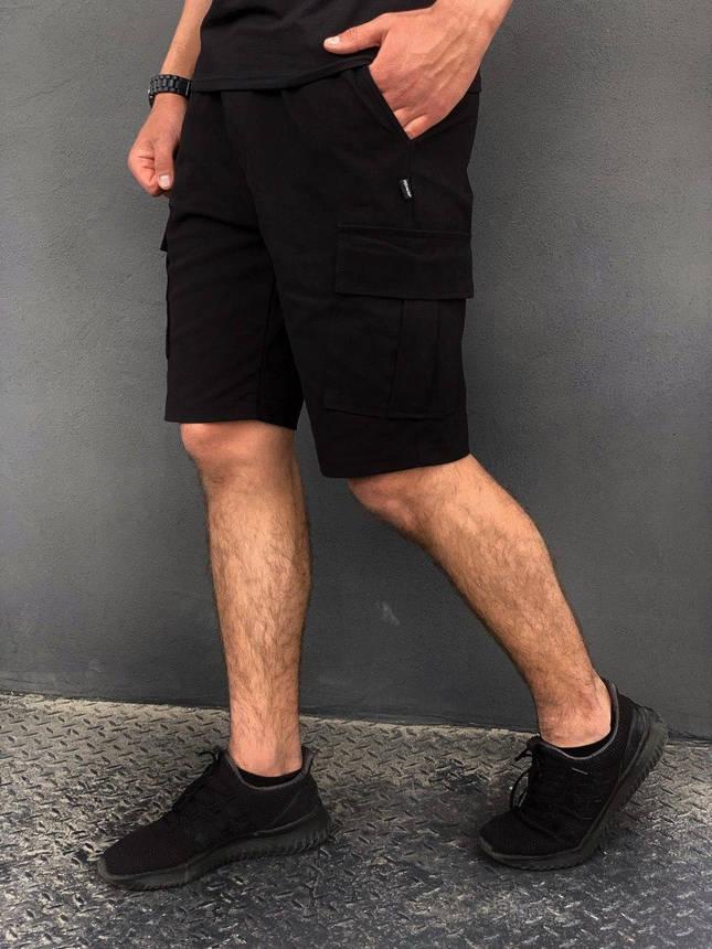 """Чоловічі Шорти """"Miami"""" Intruder чорні літні, фото 2"""