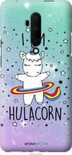 "Чехол на OnePlus 7T Pro I'm hulacorn ""3976u-1810-2448"""