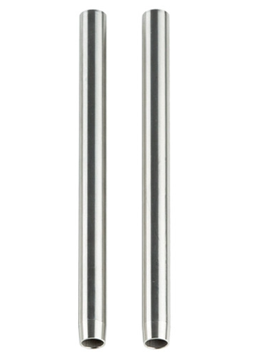 """Tilta Stainless Steel 19mm Rods (Pair, 10"""") (RS19-250-P)"""