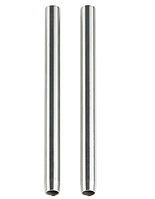 """Tilta Stainless Steel 19mm Rods (Pair, 10"""") (RS19-250-P), фото 1"""
