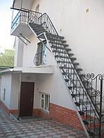 Лестницы на второй