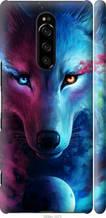 "Чехол на Sony Xperia XZ4 Арт-волк ""3999c-1623-2448"""