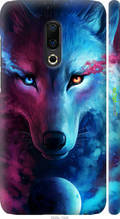 "Чехол на Meizu 16 Plus Арт-волк ""3999c-1566-2448"""