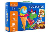 Настольная игра для детей «Зообизнес» VT2312-05 От 5-ти лет