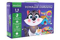 Настольная игра для детей «Домашние любимцы» VT2312-07 От 5-ти лет