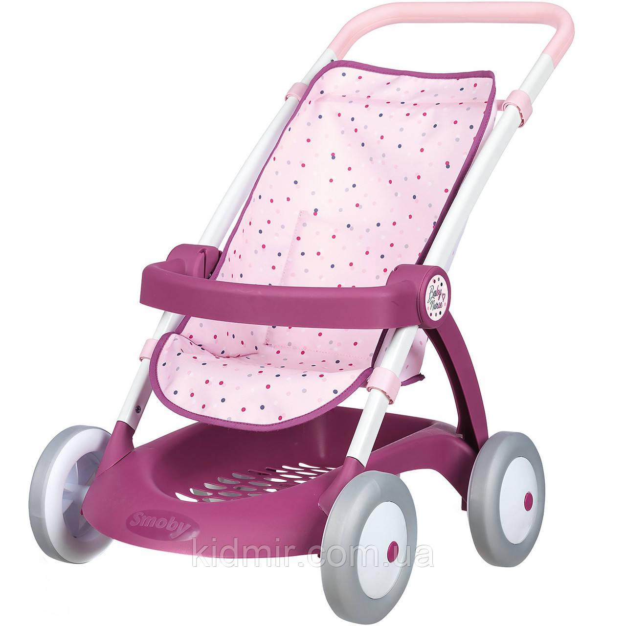 Коляска для куклы Прованс Прогулка Baby Nurse Smoby 254003