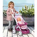 Коляска для куклы Прованс Прогулка Baby Nurse Smoby 254003, фото 2