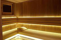 Комплект LED підсвічування Greus 5 м/п для сауни і хаммама, фото 3