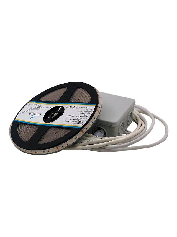 Комплект LED підсвічування Greus 5 м/п для сауни і хаммама