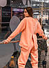 Худі Жіноче вкорочене Intruder Brand бузковий, фіолетовий, фото 4