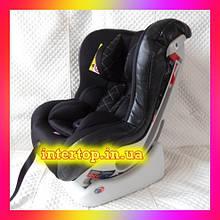 Детское автокресло CARRELLO Omega CRL-11806 Black Panther (0-18 КГ). Автокресло в машину Для детей от рождения